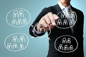 Ilustración de Cómo Aprovechar las Redes Sociales en el Trabajo