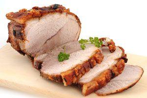 Receta para preparar pernil de cerdo adobado. Cómo cocinar pernil de cerdo adobado. Pasos para hacer pernil de cerdo al horno