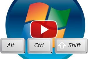 Asignar teclas de método abreviado para abrir un programa. Cómo crear atajos de teclado para ejecutar un programa o carpeta
