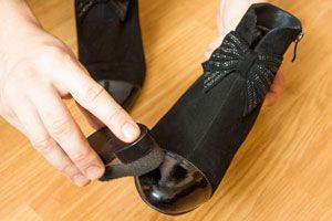 Ilustración de Consejos para Cuidar el Calzado