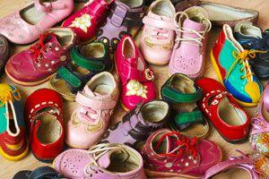 Ilustración de Cómo Elegir el Calzado de los Niños