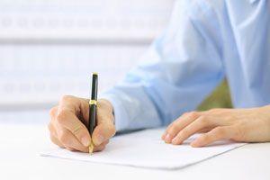 Ilustración de Cómo Escribir Cartas Profesionales