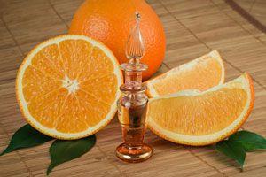 Ilustración de Cómo hacer Aceite Esencial de Naranja