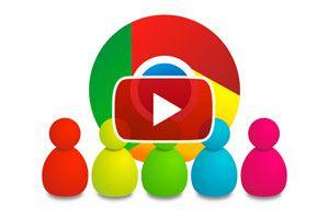Guía para crear usuarios al navegar en Chrome. Configurar usuarios en Google Chrome. Cómo guardar un historial personal para cada usuario en chrome