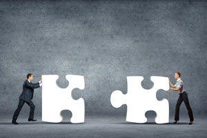Ilustración de Cómo Buscar un Socio para un Negocio