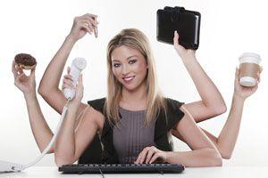 Ilustración de Consejos para Ser más Productivo