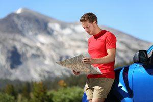 Cómo Leer un Mapa Turístico