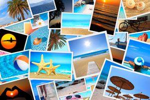 Ilustración de Cómo Almacenar Fotos en Viajes