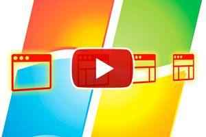 Ilustración de Cómo Evitar que Windows Acomode las Ventanas Automáticamente