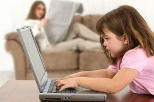 Ilustración de Cómo Publicar fotos de Niños