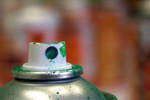 Cómo decorar objetos con pintura en spray. Ideas para aplicar pintura en aerosol. Tips para renovar objetos con pintura en aerosol o spray