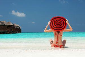Consejos para viajar a una isla. Cómo ir de vacaciones a una isla. Tips para viajar a una isla desierta. Claves para organizar un viaje a una isla