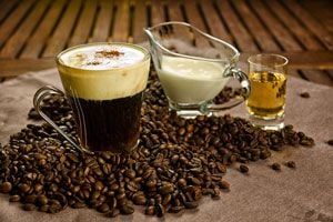Cómo hacer Café Irlandés