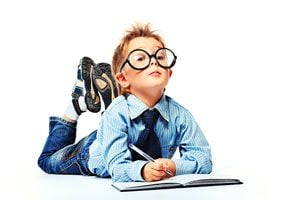 Ilustración de Cómo Saber si mi Hijo es Superdotado