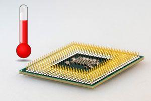 Guía para reducir la temperatura del microprocesador. Mejorar el rendimiento de la pc con una menor temperatura del procesador