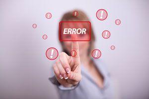 Claves para enfrentar los errores en los negocios. Tips para superar errores en los negocios. Cómo superar errores en tu emprendimiento
