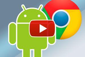 Cómo Abrir Aplicaciones de Android en Google Chrome