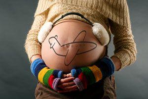 Consejos para Viajar en Avión Estando Embarazada