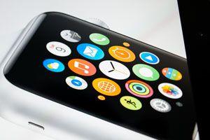 Ilustración de Las Mejores Aplicaciones para Apple Watch