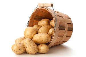 Ilustración de 4 Recetas con Patatas