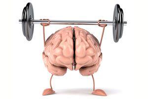 Ilustración de Aplicaciones para Entrenar el Cerebro