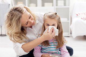 Cómo Evitar el Contagio de Gripe en la Familia