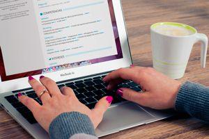 5 Páginas para Crear un Currículum