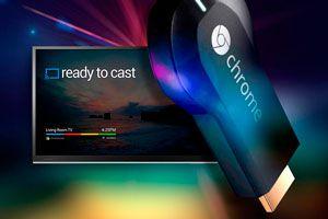 Ilustración de 5 Aplicaciones para Chromecast