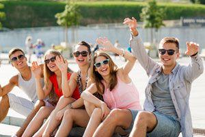 Cómo hacer Amigos en un Viaje