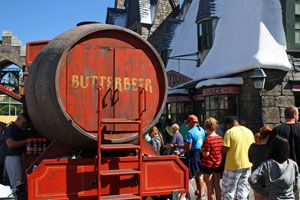Recetas para hacer bebidas de Harry Potter. Cómo preparar bebidas de Harry Potter. Ingredientes para elaborar tragos de Harry Potter