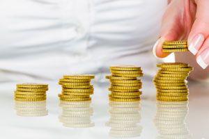 Ilustración de Cómo Conseguir Dinero para un Negocio