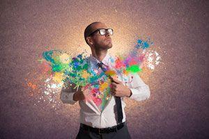 Ilustración de Cómo Despertar la Creatividad