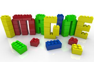 Cómo hacer Decoraciones con Legos
