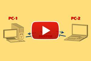 Guía para conectar ordenadores a una red local. Configurar una red para conectar dos o más ordenadores. Cómo conectar ordenadores a una red cableada
