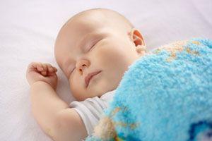 Ilustración de Trucos para hacer Dormir al Bebé