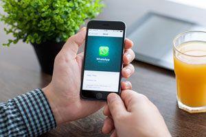 Ilustración de Opciones de Privacidad para WhatsApp