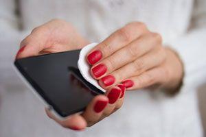 Cómo Limpiar tus Dispositivos Tecnológicos
