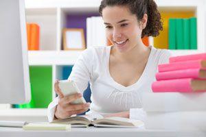 Ilustración de Aplicaciones útiles para Estudiantes Universitarios