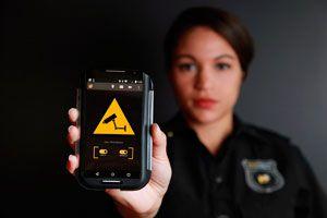 Ilustración de Cómo Usar el Smartphone como Cámara de Seguridad