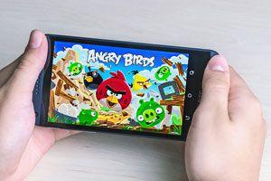 Ilustración de Las Mejores Versiones de Angry Birds