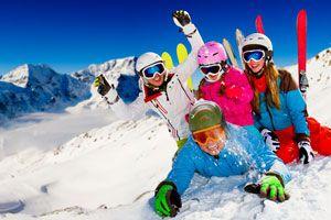 Cómo hacer un viaje de ski. Cómo practicar ski por primera vez. Vacaciones en la nieve. Consejos para ir de vacaciones a un centro de ski