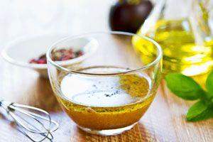 Ingredientes para hacer vinagretas caseras y fáciles. 7 recetas sabrosas para hacer vinagretas. Cómo preparar vinagretas caseras y rápidas