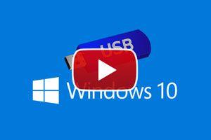 Ilustración de Cómo Instalar Windows 10 Desde un Pendrive