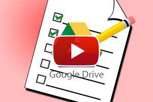 Ilustración de Cómo Crear una Encuesta con Google Drive