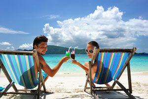 Los 5 mejores destinos románticos. Cómo elegir un destino para hacer un viaje romántico. 5 ciudades para hacer un viaje romántico