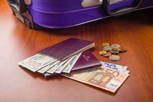 Consejos para llevar el dinero durante un viaje. cómo trasladar dinero en un viaje. Consejos para esconder el dinero en un viaje