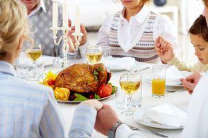 Guía para saber cómo comportarse el día de accion de gracias. Reglas de protocolo para el día de acción de graci