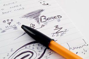Qué significan los garabatos que dibujamos en papeles? El significado de los dibujos que hacemos sin pensar. Los garabatos y su significado