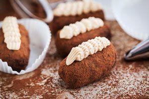 Cómo preparar kartoshka. Receta de kartoshka caseros. Ingredientes para hacer kartoshka. kartoshka, dulces típicos de Rusia