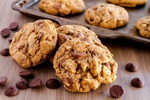 4 Recetas de Galletas sin Gluten